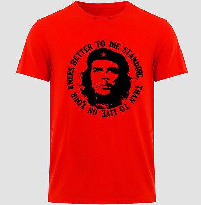 CHEWBACCA Che Guevara  revolution red cotton printed t-shirt FN9316