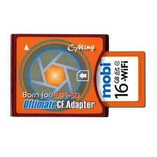 Ultimate CompactFlash CF Adaptor WiFi SD to Type II Compact Flash Card Adapter