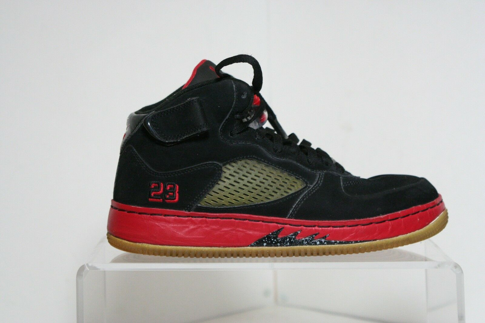 Nike Air Jordan Fusion V AJF 5 2007 Bred Men 8.5 Multi Bred 2007 Athletic Basketball Hip dfa7a6