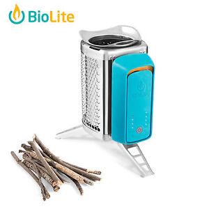 biolite bio lite cook stove teal camp cook wood burning for outdoor cooking. Black Bedroom Furniture Sets. Home Design Ideas