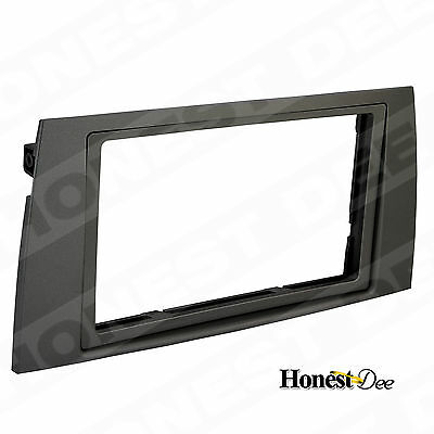 Aftermarket Double-Din Radio Mount w// Wires Audi S4 Car Stereo Install Dash Kit