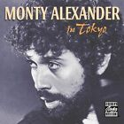 Monty Alexander in Tokyo [Bonus Tracks] by Monty Alexander (CD, May-2004, Pablo)
