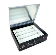 Lincoln 20x24 Compression Lid Exposure Unit Burn Expose Exposing With Free Gift