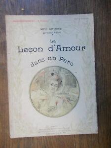 Lecon-d-039-amour-dans-un-parc-Rene-Boylesve-Modern-Bibliotheque-n-53