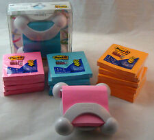 2 - 3M Post-it Pop-up Notes Dispensers 3x3-Inch + 1440 Super Sticky 3M Post-its