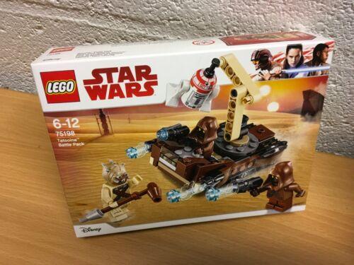LEGO STAR WARS 75198 75258 75030 NEW SEALED ANAKIN/'S PODRACER FALCON TATOOINE
