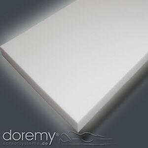 h2 rg30 40 schaumstoff polster zuschnitt schaumstoffplatten matratzen nach ma ebay. Black Bedroom Furniture Sets. Home Design Ideas