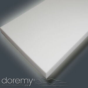 h1 rg30 40 schaumstoff polster zuschnitt. Black Bedroom Furniture Sets. Home Design Ideas