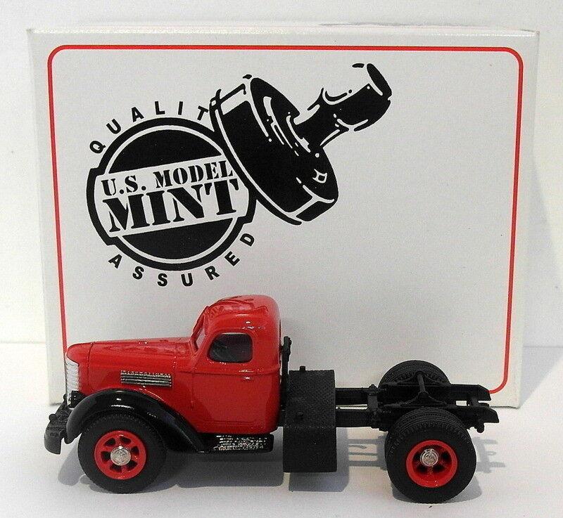 toma US Model Model Model Mint 1 43 Scale US19 - 1947 International KB-12 - rojo  70% de descuento