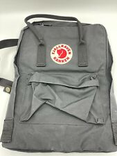 Fjallraven Kanken Classic 550 Black Backpack Style 23510 Brand New