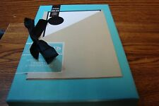 GARTNER 25ct Wedding Invitation Kit Silver Jacket with Black Ribbon,Seals