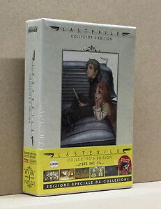 LASTEXILE-Collector-039-s-Edition-DVD-BOX-4-Episodi-13-16-2xdvd-Shinvision-2005