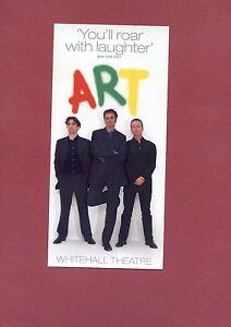 STEPHEN McGANN ART Theatre Flyer Handbill - Leigh-on-Sea, United Kingdom - STEPHEN McGANN ART Theatre Flyer Handbill - Leigh-on-Sea, United Kingdom