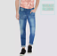 Vargaux-039-s-Seung-Hyun-Korean-Straight-Style-Jeans-Regular-Fit-Pants-Size-30 thumbnail 1