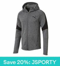 PUMA Evostripe Full Zip Men's Hoodie Men Sweat Basics New