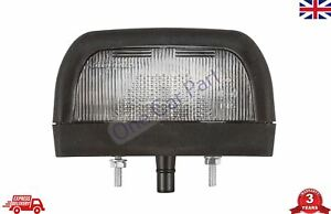 1x-FORD-TRANSIT-UNIVERSAL-NUMBER-PLATE-LAMP-CHASSIS-CAB-PICK-UP-DROP-SIDE-NEW