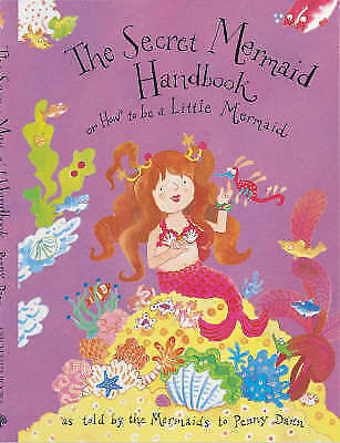 The Secret Mermaid's Handbook (How to Be Handbooks)-ExLibrary
