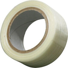 HUGE Roll Cricket Bat Repair Fiberglass Tape 100mm 50M Self Adhesive Anti Scuff