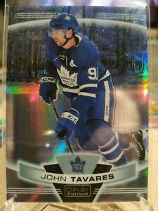 Jonh-Tavares-Pond-Hockey-19-20-OPC-platinum-65-SSP-Toronto