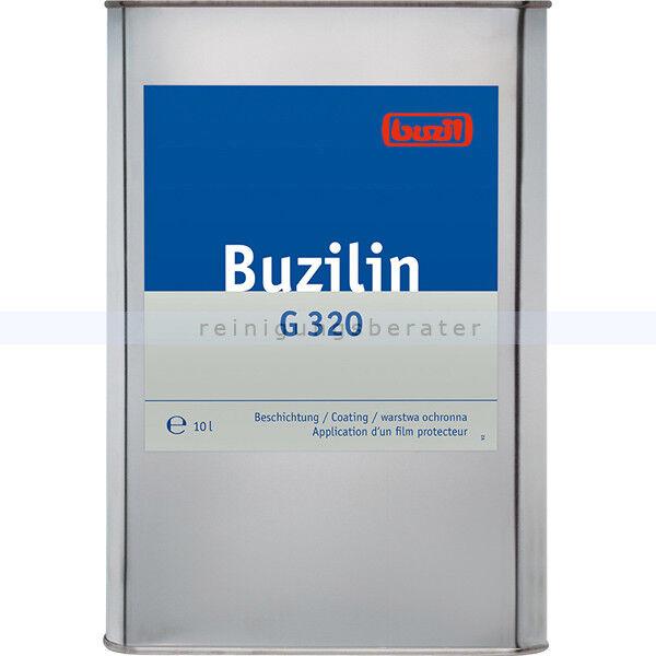 Bohnerwachs Buzil G320 Edelhartwachs BuzilIN 10 L Bodenpflegemittel Glanzwachs