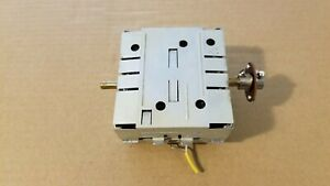 Pioneer SX-700T receiver FM front end/tuning capacitor W21-021-A