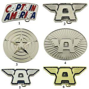 Captain-America-Belt-Buckle-Marvel-Comics-Halloween-Costume-Belt-Shield-Avengers