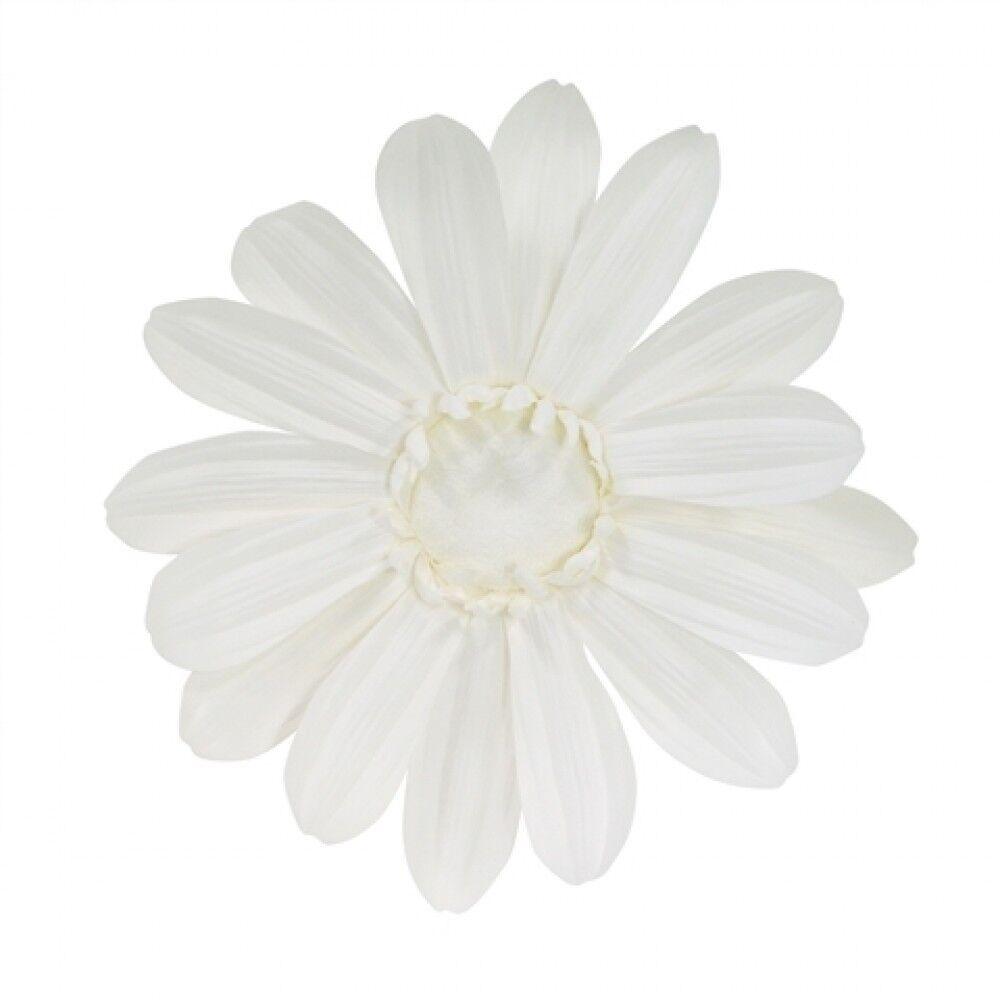 Francfranc Wall Flower Gerbera XL White Home Interior Decoration