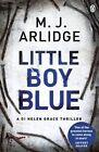 Little Boy Blue Di Helen Grace 5 by M J Arlidge 9781405920629 (paperback 2016)