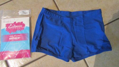 Esteem Athletic Youth Boy Cut Brief B 11 Royal-L-Cheerleading Uniform//Bloomer