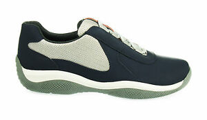 vente énorme meilleurs tissus belle et charmante Details about PRADA Sneakers $490 Men Shoes Man Shoes herrenshuhe  Chaussures homme.c116s- show original title