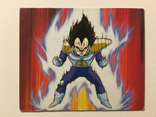 Part 5 Dragon Ball Z Mini Card Amada 237