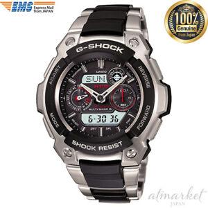 CASIO-G-SHOCK-MTG-1500-1AJF-Tough-Solar-Radio-MULTIBAND-6-Men-039-s-Watch-New-Japan