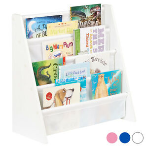 Hartleys-Childrens-Book-Shelf-Kids-Bedroom-Play-room-Storage-Bookcase-Rack-Tidy