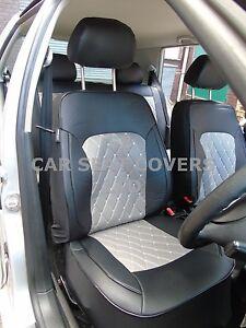 I passend für Nissan Patrol Auto,Sitzbezüge,Rossini Diamant-grau,komplettset
