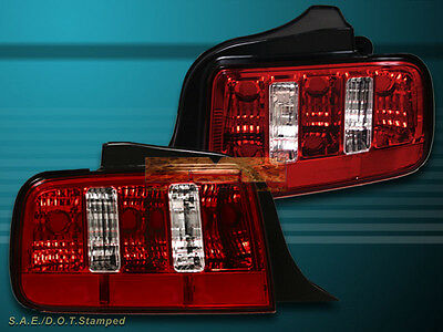how to change a taillight bulb on a 2007 mustang