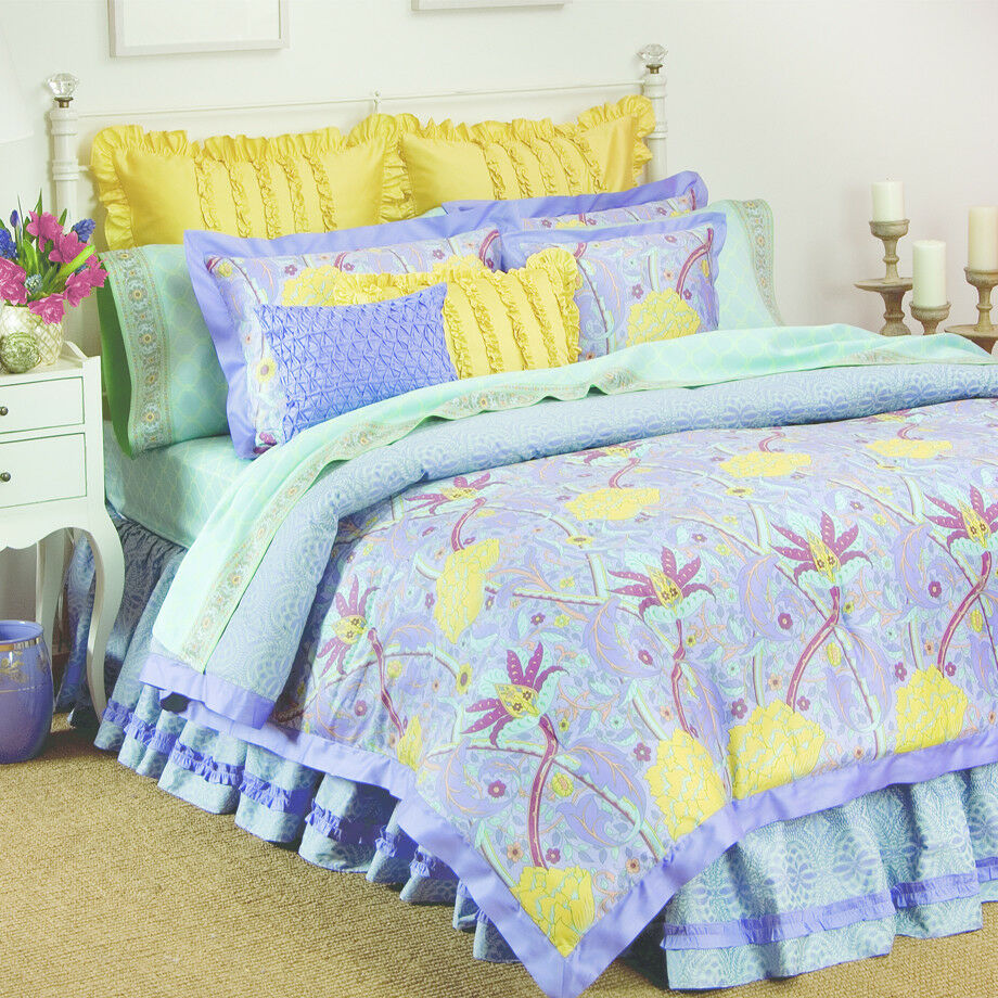 Tracy Reese Plenty Fairy Tale FULL Duvet Set