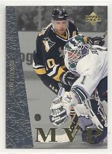 1996-97 Upper Deck Hockey - MVP - #UD2 - Ron Francis - Penguins