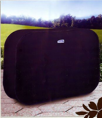 BBQFactory Black Waterproof Heavy Duty BBQ Grill Cover-Different Sizes Available