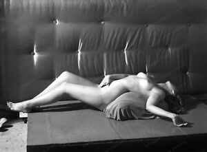 8x10 Print Sexy Model Pin Up Nudes 1950's-60's #4221