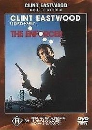 1 of 1 - The Enforcer (DVD, 2001) CLINT EASTWOOD BRAND NEW SEALED REGION 4