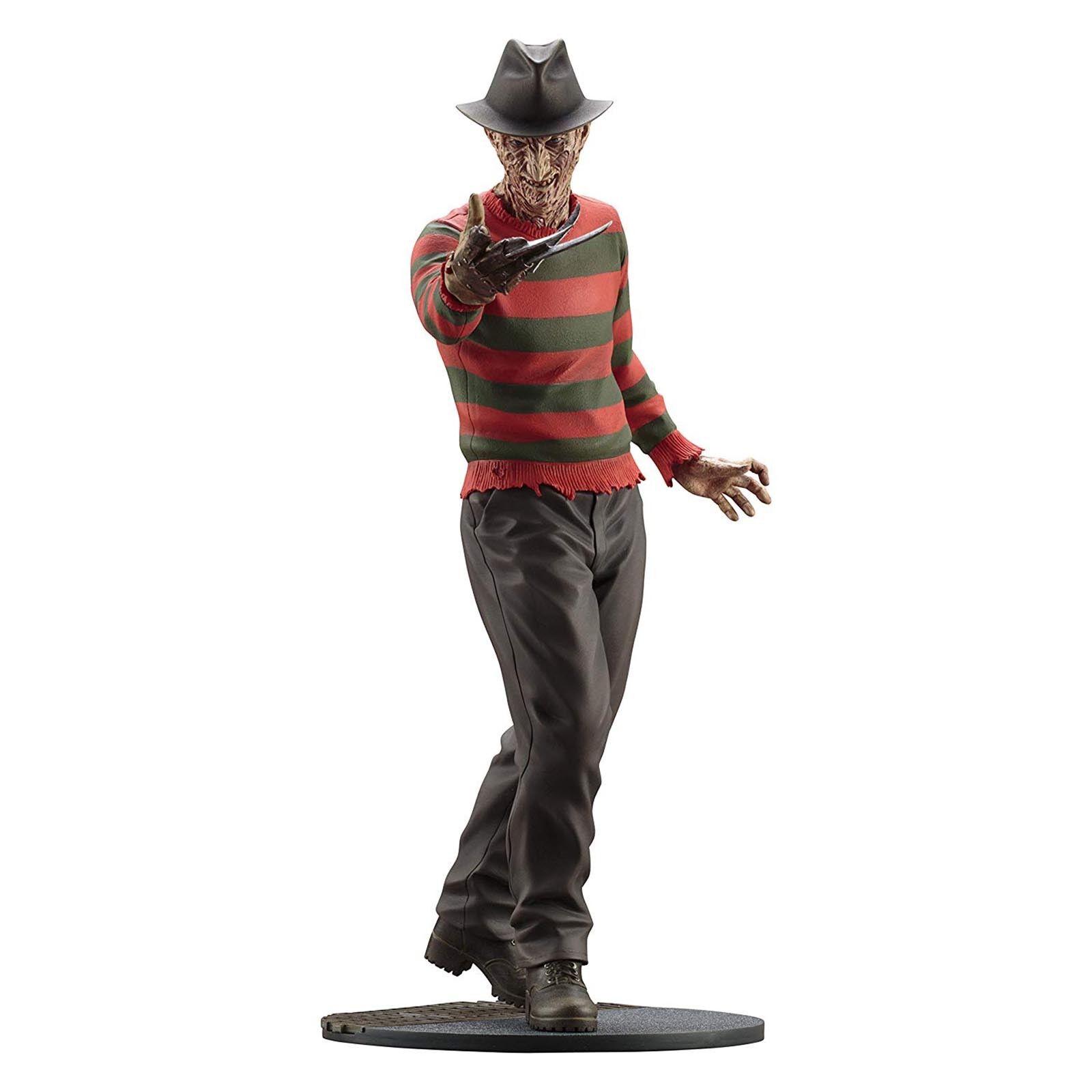 Kotobukiya A Nightmare On Elm Street 4 Dream Master Frossody Krueger Statue NEW