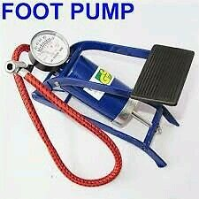 Gmn sales Foot Air Pump Heavy Compressor 8cm Cylinder Bike,Car,Cycles all other