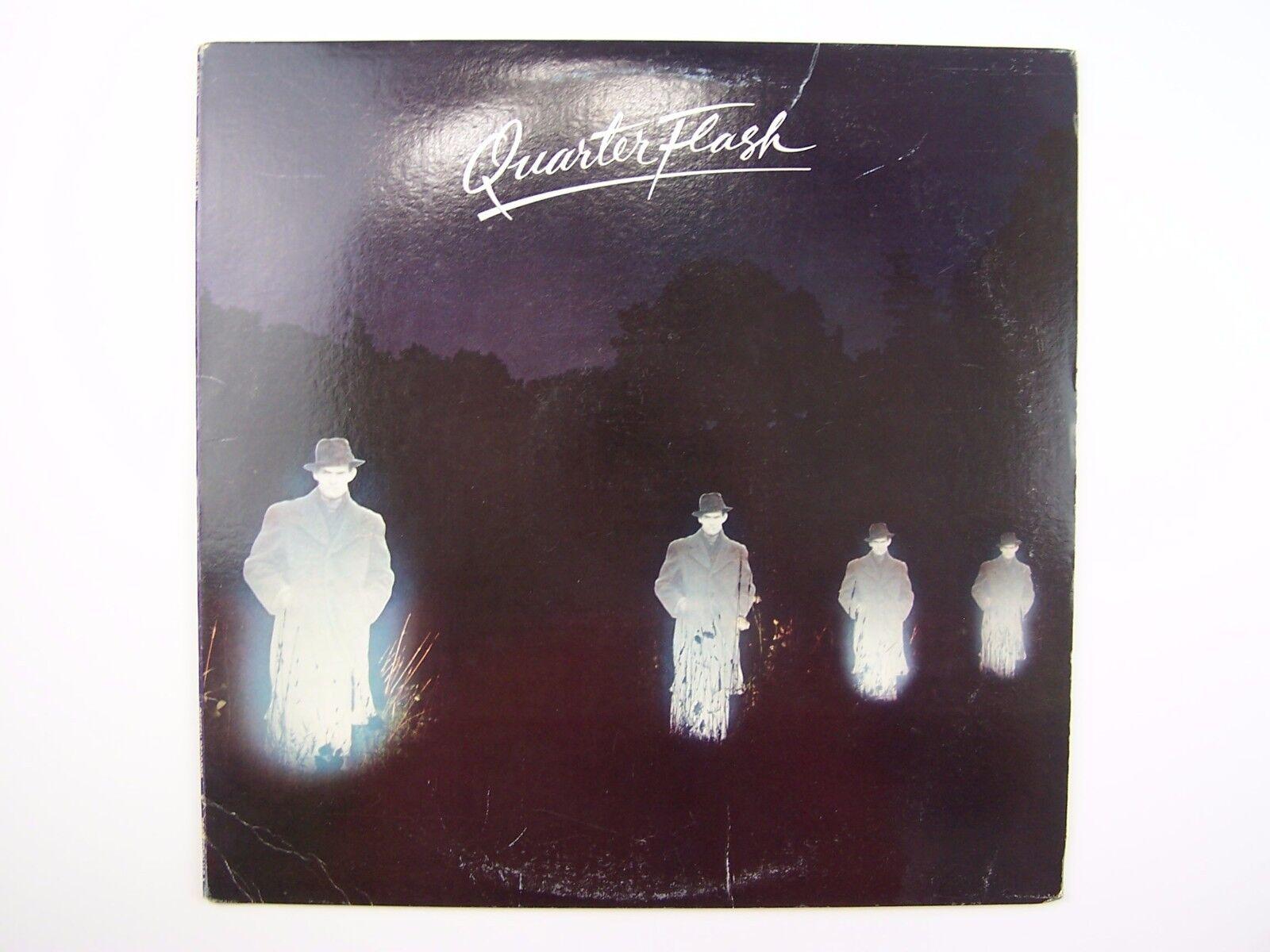 Quarterflash - Quarterflash Vinyl LP Record Album GHS 2