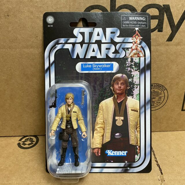 "Hasbro Star Wars | Vintage Collection 3.75"" - Luke Skywalker (Yavin) | IN STOCK"