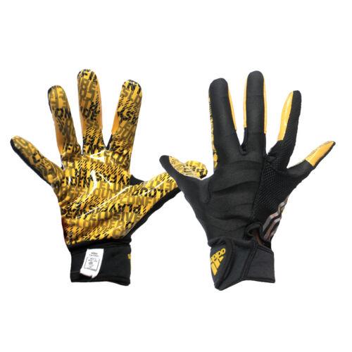Brand New adidas Adult Adizero Crazyquick 3 Receiver Football Gloves