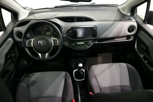 Toyota Yaris 1,3 VVT-i T2 Komfort - billede 5