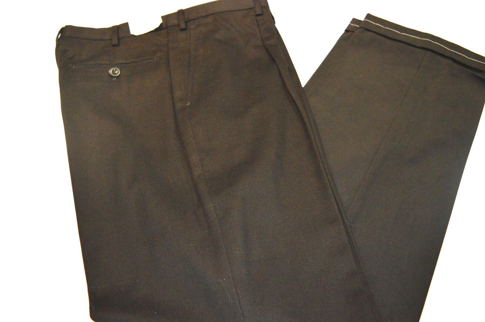 New BRIONI Mod Cortina Trouser  Dress Pant  Size 34 Us 50 Eu (Cod 143)
