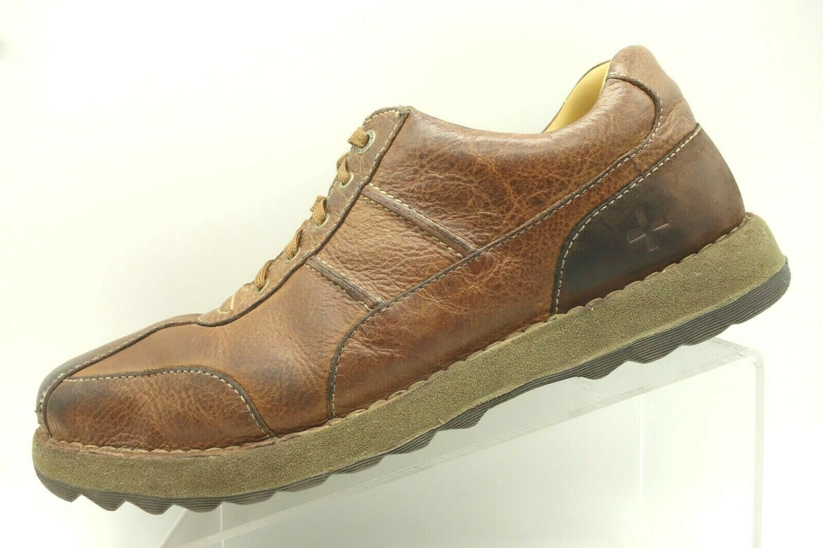 Dr Martens Brown Leather Lace Up Casual Comfort Oxford shoes Mens 13 UK   US 14