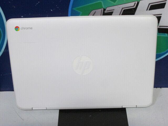 HP CHROMEBOOK X360 11-AE091WM- INTEL CELERON N3350@1.1GHZ-4GB RAM-64GB EMMC -