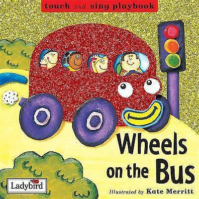 1 of 1 - The Wheels on the Bus (Toddler Playbooks),  | Board book Book | Good | 978184422